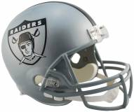 Riddell Los Angeles Raiders 1960-63 Deluxe Collectible Throwback NFL Football Helmet