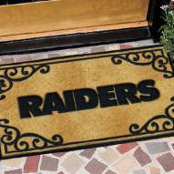 Oakland Raiders NFL Door Mat