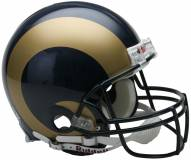 Riddell Los Angeles Rams Authentic VSR4 NFL Football Helmet