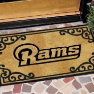 St. Louis Rams NFL Door Mat