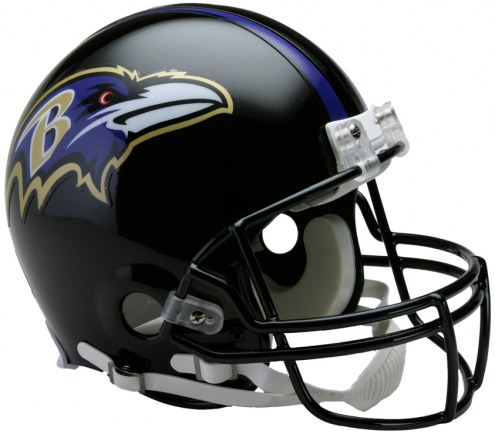 Riddell Baltimore Ravens Authentic VSR4 NFL Football Helmet