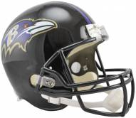 Riddell Baltimore Ravens Deluxe Collectible NFL Football Helmet