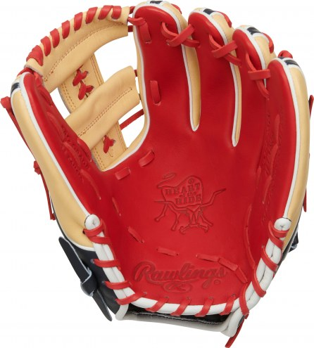 """Rawlings Heart of the Hide 11.5"""" 31 Pattern Baseball Glove - Right Hand Throw"""