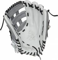 """Rawlings Heart of the Hide 12.75"""" Dual Core Pro H Web Fastpitch Softball Glove - Right Hand Throw"""