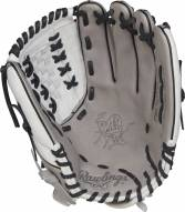"""Rawlings Heart of the Hide 12.5"""" Pitcher/Outfield Fastpitch Softball Glove - Right Hand Throw"""