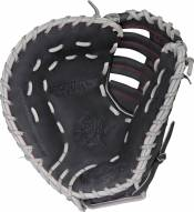 "Rawlings Heart of the Hide Dual Core 12.5"" First Base Mitt - Left Hand Throw"