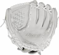 """Rawlings Liberty Advanced 12.5"""" Outfield Softball Glove - Right Hand Throw"""