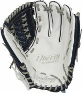 "Rawlings Liberty Advanced Color Sync 2.0 12.5"" Fastpitch Softball Glove - Left Hand Throw"