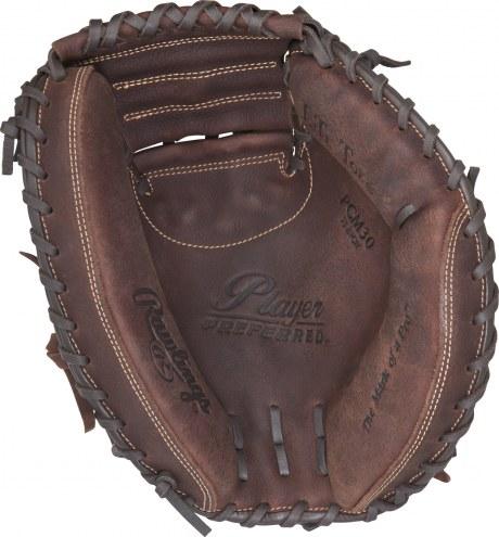 "Rawlings Player Preferred 33"" Baseball/Softball Catcher's Mitt - Right Hand Throw - Brown"