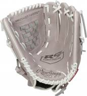 """Rawlings R9 12"""" Double Laced Basket Web Fastpitch Softball Glove - Right Hand Throw"""