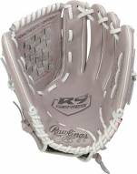 """Rawlings R9 12.5"""" Pull-Strap Back Finger Shift Fastpitch Softball Glove - Right Hand Throw"""