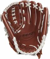 """Rawlings R9 Series 12"""" Double-Laced Basket Web Pitcher/Infield Fastpitch Softball Glove - Right Hand Throw"""
