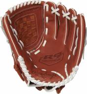 """Rawlings R9 Series 12"""" Pitcher/Infield Fastpitch Softball Glove - Right Hand Throw"""