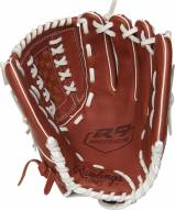 """Rawlings R9 Series 12.5"""" Pitcher/Outfield Fastpitch Softball Glove - Right Hand Throw"""