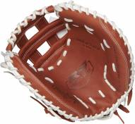 "Rawlings R9 Series 33"" Fastpitch Softball Catcher's Mitt - Right Hand Throw"