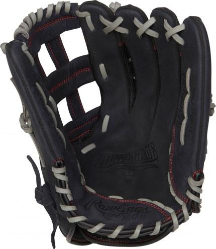 "Rawlings Renegade 13"" Pro H Web Outfield Baseball/Softball Glove - Right Hand Throw"