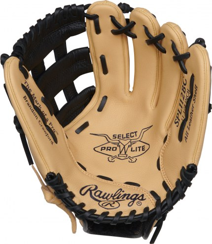 "Rawlings Select Pro Lite 11.25"" Brandon Crawford Gameday Youth Baseball Glove - Right Hand Throw"