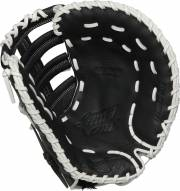 """Rawlings Shut Out 13"""" Single Post Double Bar Web Fastpitch Softball Glove - Left Hand Throw"""