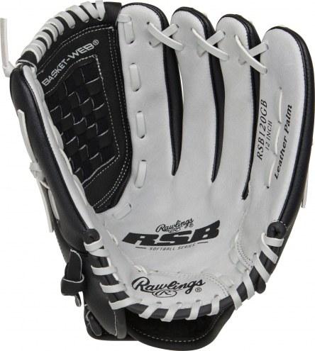 "Rawlings RSB 12"" Slowpitch Softball Glove - Left Hand Throw"