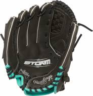 """Rawlings Storm 11"""" Inverted Y Basket Fastpitch Softball Glove - Left Hand Throw"""