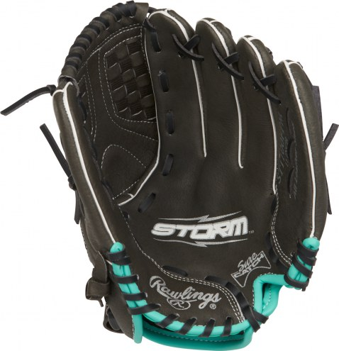 """Rawlings Storm 11"""" Inverted Y Basket Fastpitch Softball Glove - Right Hand Throw"""