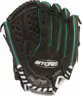 "Rawlings Storm 11.5"" Inverted Y Basket Fastpitch Softball Glove - Right Hand Throw"
