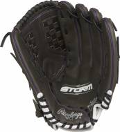 """Rawlings Storm 12.5"""" Inverted Y Basket Fastpitch Softball Glove - Right Hand Throw"""