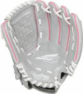 """Rawlings Sure Catch 10.5"""" Youth Fastpitch Softball Glove - Left Hand Throw"""