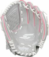 """Rawlings Sure Catch 10"""" Youth Fastpitch Softball Glove - Right Hand Throw - SCUFFED"""