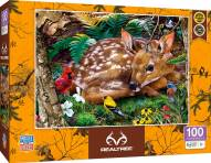 RealTree Forest Babies 100 Piece Puzzle