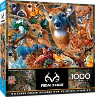 RealTree Forest Beauties 1000 Piece Puzzle