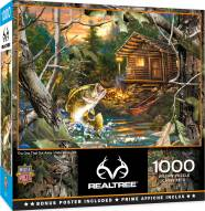 RealTree The One That Got Away 1000 Piece Puzzle