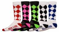 Red Lion Joker Adult Socks - Sock Size 9-13