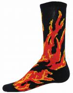 Red Lion Raging Crew Socks