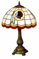 Washington Redskins NFL Stained Glass Table Lamp