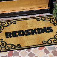 Washington Redskins NFL Door Mat