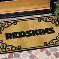 Washington Redskins NFL Door Mat