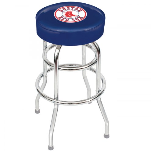 Boston Red Sox MLB Team BAR Stool