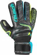 Reusch Attrakt R3 Finger Support Soccer Goalie Gloves