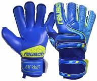 Reusch Attrakt S1 Evolution Finger Support Soccer Goalie Gloves