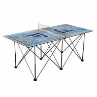 Rhode Island Rams Pop Up 6' Ping Pong Table