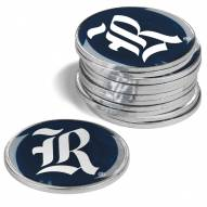 Rice Owls 12-Pack Golf Ball Markers