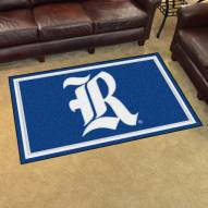 Rice Owls 4' x 6' Area Rug
