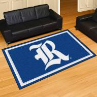 Rice Owls 5' x 8' Area Rug