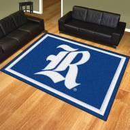 Rice Owls 8' x 10' Area Rug