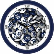 Rice Owls Candy Wall Clock