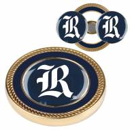 Rice Owls Challenge Coin with 2 Ball Markers