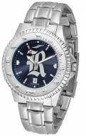 Rice Owls Competitor Steel AnoChrome Men's Watch