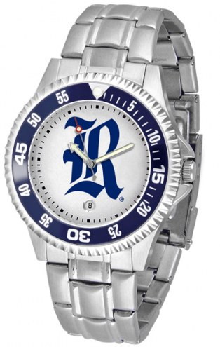 Rice Owls Competitor Steel Men's Watch