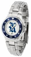 Rice Owls Competitor Steel Women's Watch